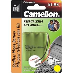 Batterie téléphone sans fil 3,6V 1300mah NiMh C031 Camelion
